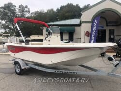 2020 Carolina Skiff 17LS