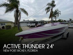 1996 Active Thunder  24 Tantrum