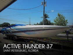 2001 Active Thunder  37 Custom