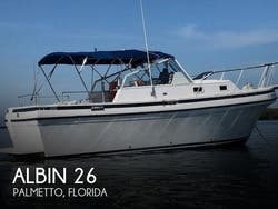 2005 Albin  Tournament Express 26